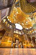 10879 - Photo : Istanbul, Turquie, Sainte-Sophie
