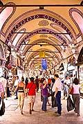 10894 - Photo : Istanbul, Turquie, Le grand bazar