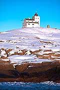 11069 - Photo :  Norvège,  Arctique, îles Lofoten,  île de Gasoya