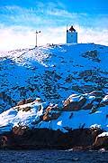 11072 - Photo :  Norvège,  Arctique, îles Lofoten,  île de Gasoya