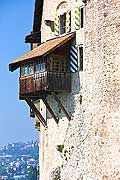 11318 - Photo :  Suisse - Château de Chillon au bord du Lac Léman