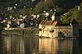 11590 - Photo : Suisse - Château de Chillon au bord du Lac Léman