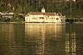 11594 - Photo : Suisse - Château de Chillon au bord du Lac Léman