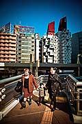 11665 - Photo :  Japon, Tokyo, quartier de Shimbashi