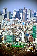 11738 - Photo :  Japon, Tokyo, quartier de Shinjuku