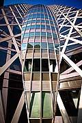 11792 - Photo :  Japon, Tokyo, quartier de Shinjuku, Mode Gakuen Cocoon Tower