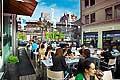 11957 - Photo - Suisse - Lausanne - centre ville, Flon - switzerland