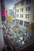 11958 - Photo - Suisse - Lausanne - centre ville, Flon - switzerland
