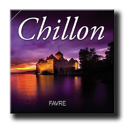 11982 - Cover livre Chillon, cliquer pour le fichier impression 300 dpi