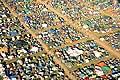 12181 - 33em Paléo festival de Nyon - 2008, Photo de musique, spectacle et concert - vue aérienne