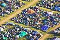 12201 - 33em Paléo festival de Nyon - 2008, Photo de musique, spectacle et concert - vue aérienne