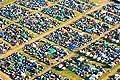 12202 - 33em Paléo festival de Nyon - 2008, Photo de musique, spectacle et concert - vue aérienne