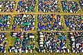 12204 - 33em Paléo festival de Nyon - 2008, Photo de musique, spectacle et concert - vue aérienne