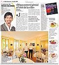 12310 - Revue de presse du journal le Matin Dimanche du 12 juillet 2009