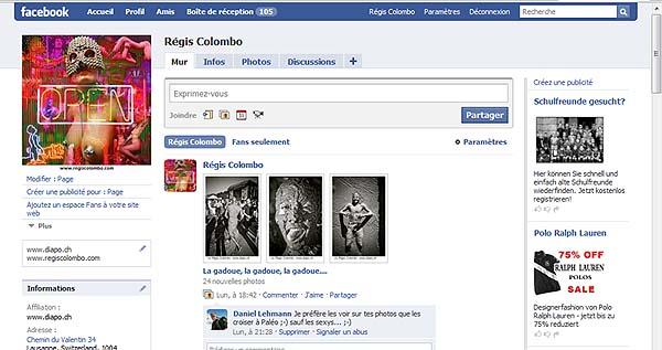 12617 - Facebook Fan's