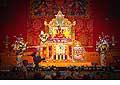 12662 - Photo: Tenzin Gyatso, le dalaï-lama, le plus haut chef spirituel du Tibet à Lausanne en Suisse