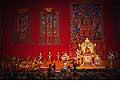 12663 - Photo: Tenzin Gyatso, le dalaï-lama, le plus haut chef spirituel du Tibet à Lausanne en Suisse
