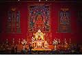 12665 - Photo: Tenzin Gyatso, le dalaï-lama, le plus haut chef spirituel du Tibet à Lausanne en Suisse