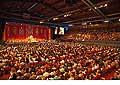 12667 - Photo: Tenzin Gyatso, le dalaï-lama, le plus haut chef spirituel du Tibet à Lausanne en Suisse