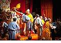 12682 - Photo: Tenzin Gyatso, le dalaï-lama, le plus haut chef spirituel du Tibet à Lausanne en Suisse
