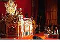 12688 - Photo: Tenzin Gyatso, le dalaï-lama, le plus haut chef spirituel du Tibet à Lausanne en Suisse