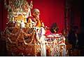 12689 - Photo: Tenzin Gyatso, le dalaï-lama, le plus haut chef spirituel du Tibet à Lausanne en Suisse