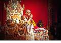 12691 - Photo: Tenzin Gyatso, le dalaï-lama, le plus haut chef spirituel du Tibet à Lausanne en Suisse