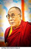12749 - Photo: Tenzin Gyatso, le dalaï-lama, le plus haut chef spirituel du Tibet à Lausanne en SuissePhoto: Tenzin Gyatso, le dalaï-lama, le plus haut chef spirituel du Tibet à Lausanne en Suisse