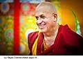 12754 - Photo: Matthieu Ricard avec Tenzin Gyatso, le dalaï-lama, le plus haut chef spirituel du Tibet à Lausanne en Suisse