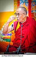 12759 - Photo: Tenzin Gyatso, le dalaï-lama, le plus haut chef spirituel du Tibet à Lausanne en SuissePhoto: Tenzin Gyatso, le dalaï-lama, le plus haut chef spirituel du Tibet à Lausanne en Suisse