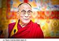 12771 - Photo: Tenzin Gyatso, le dalaï-lama, le plus haut chef spirituel du Tibet à Lausanne en Suisse