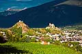 12784 - Photo: Suisse, Valais, vignoble de Sion, switzerland, swiss wines - wein, schweiz