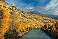 12790 - Photo: Suisse, Valais, vignoble de Sion avec le Rhône, switzerland, swiss wines - wein, schweiz