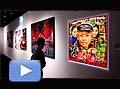 12791 - Régis Colombo expose à Paris - 100 Artistes à l'Hôtel de Ville de Paris - Du 31 août au 12 septembre 2009