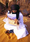 1291 - Sahara 2001 - Guide touareg