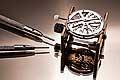 13126 - L'horlogerie suisse :montres Révélation Calibre TM01- Tourbillon Manège