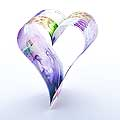 13127 - coeur de 1000 franc suisse