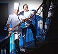 13131 - Philippe Rochat, qui prend sa retraite, remet son restaurant gastronomique à son fidèle cuisinier Benoît Violier