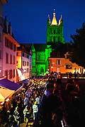 13173 - Lausanne, f�tes de la Cit�