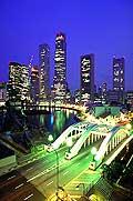 2866 - Singapour - Quartier des affaires