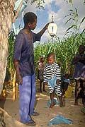 3554 - Nord Cameroun - médecine