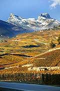 3585 - Valais - Sion - entre Sensine et Chandolin