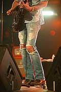 4100 - Photo : Paléo festival 2004 - KIngs of Léon