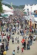 4105 - Photo : Paléo festival 2004