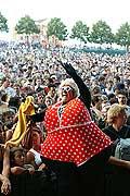 4135 - Photo : Paléo festival 2004
