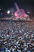 4155 - Photo : Paléo festival 2004 - M -