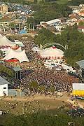 4232 - Photo : Paléo festival 2004 - vue aérienne