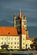 4468 - Cath�drale de Lausanne