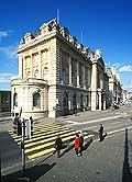 4510 - Place Saint-Francois, quartier des banques - Lausanne - Suisse