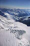 5390 - Montagnes Suisses Valais - Glacier du Rhône